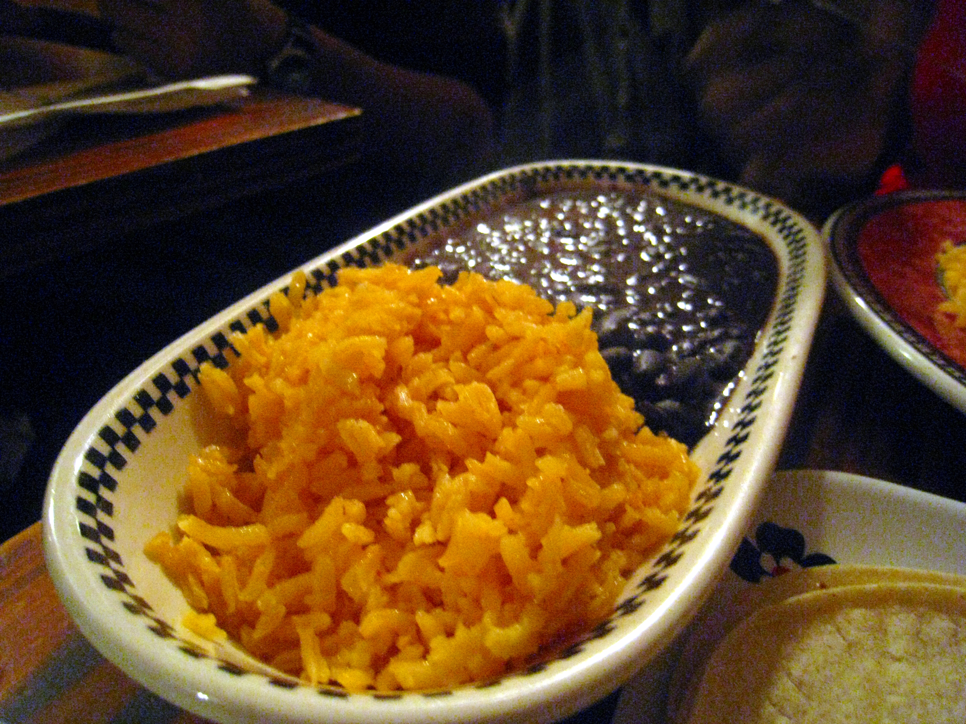 Chavellas Rice and Beans