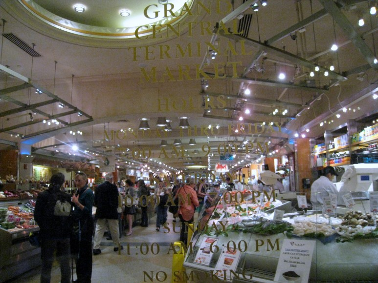Grand Central Terminal Market, New York