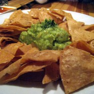 Hecho Guac and Chips