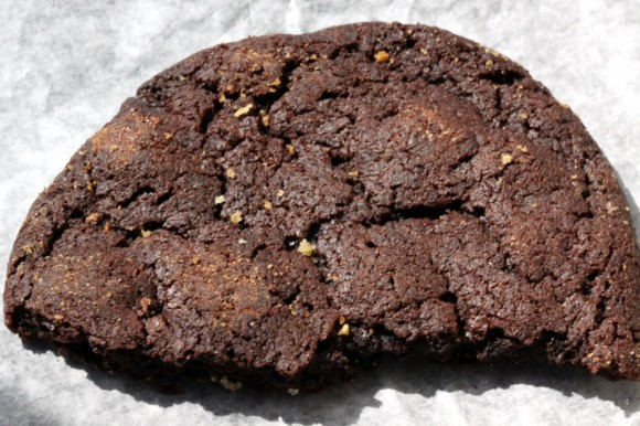 Big double chocolate cookie recipe