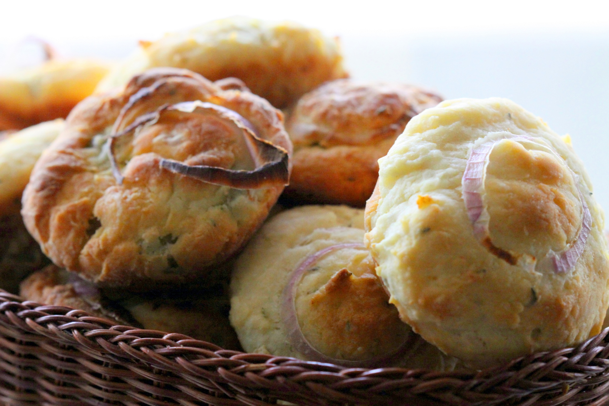 Southern-style Mediterranean biscuits-2