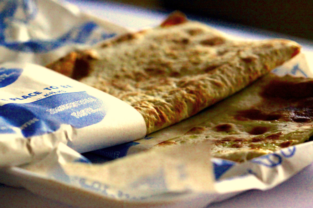 zaatar with cheese manakish 3-1