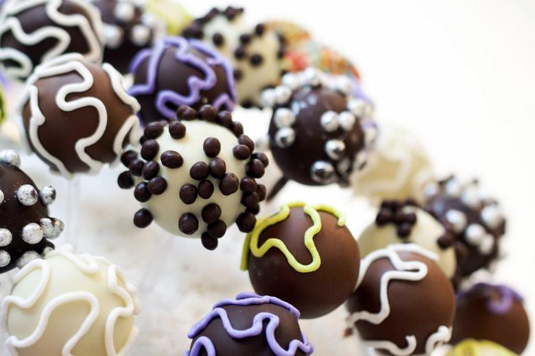 Choco lollies by Chocoa