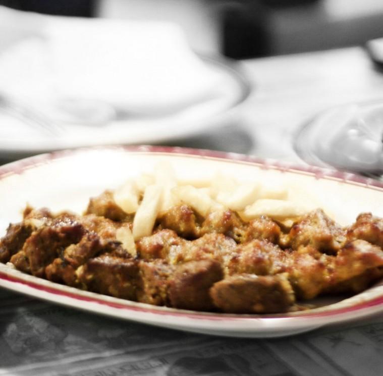 Special Ostadi Iranian kababs Dubai