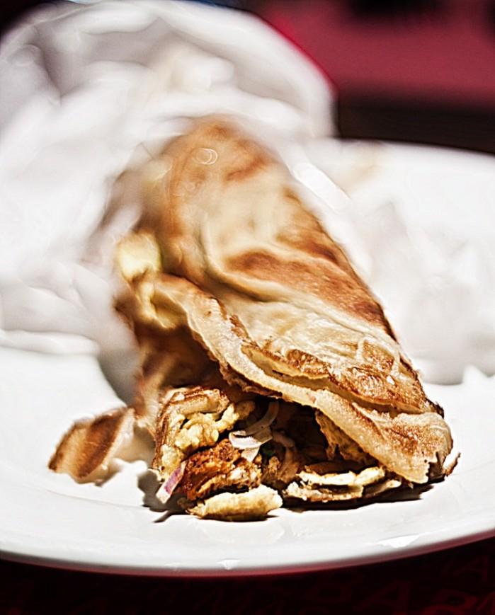 Kathi Rolls Shiraz dubai