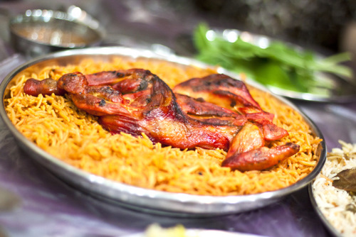 Chicken and rice thats worth cheating for i live in a frying pan the mazbi forumfinder Images