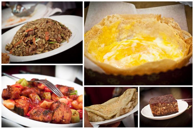 Redbox Ghusais Dubai - sri lankan food