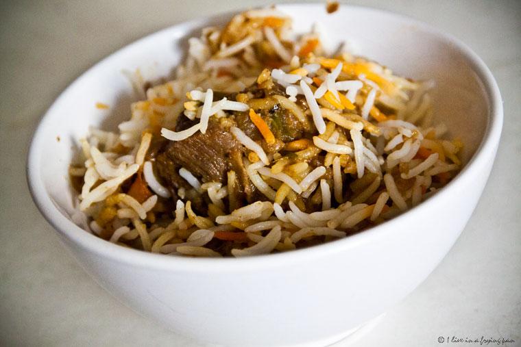 Mutton bhatkali biryani - Bhatkal Restaurant Dubai