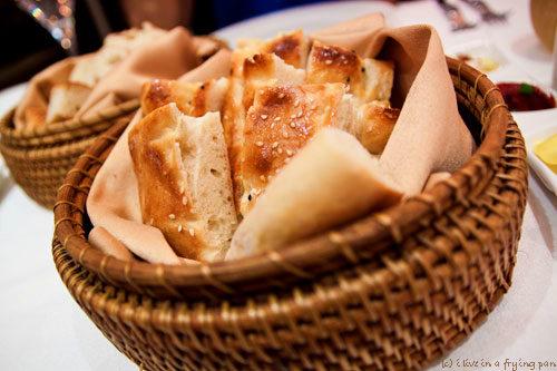 Pide bread - Yildiz Saray - Turkish Restaurant Dubai