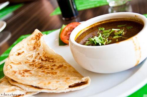 Roti Canai - Malaysian Food - Noodle Bowl - Dubai