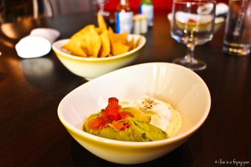 Guacamole - Cafe Habana - Cuban Restaurant - Dubai