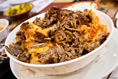 Shawarma Tashreeb - Bait Al Baghdadi