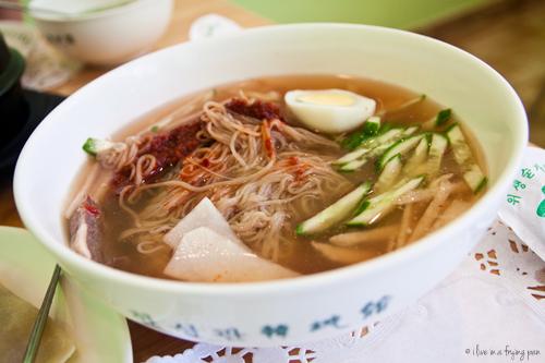 Beef noodles - Han Chengguan