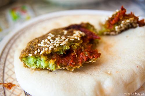 Falafel Mahshi - Al Ammor Restaurant - Egyptian Dubai