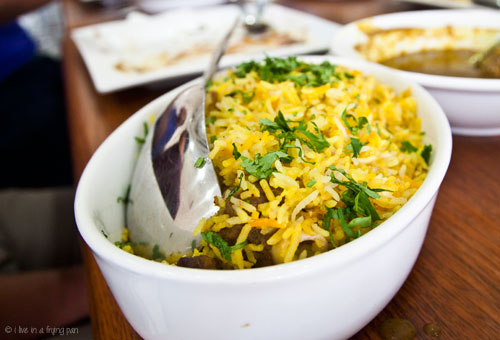 Lucknowi Dum Biryani - Ballimaran Dilli Restaurant - Karama Dubai