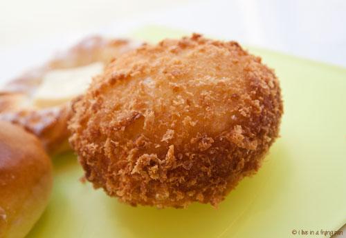 Curry doughnut -  - Yamanote Atelier - Japanese bakery - Dubai