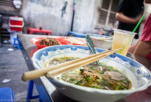 Bun Bo Kho - XO Foodie Tour - Ho Chi Minh City - Vietnam