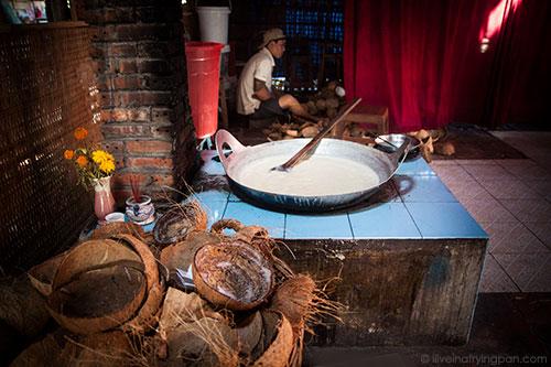 Coconut toffee - Mekong Delta - Vietnam
