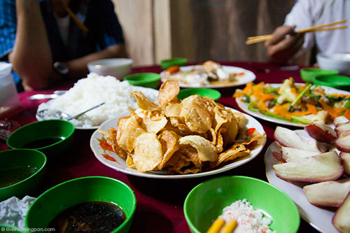Feast - Homestay - Backyard Travels - Mekong Delta - Vietnam