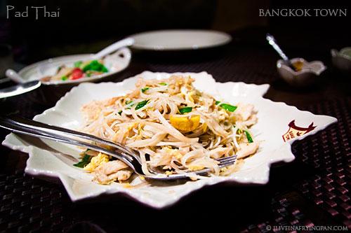 Pad Thai - Bangkok Town - Thai Restaurant - Abu Hail Dubai