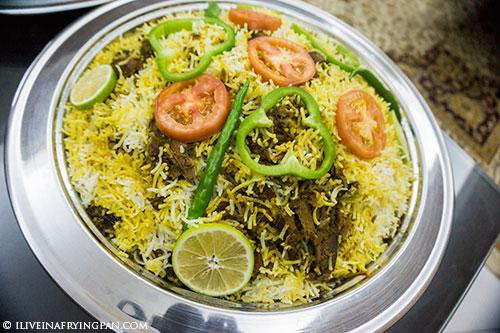 Tahtah Malleh - Emirati Emirati Food - Dubai UAE