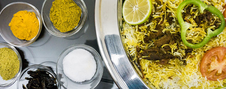 Tahtah Malleh - Emirati Food - Dubai UAE
