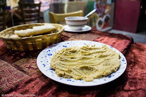 Hummus - Turkish Restaurant - Layali Istanbul - Dubai