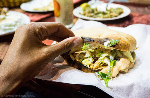Tonbik Shawarma - Turkish Restaurant - Layali Istanbul - Dubai