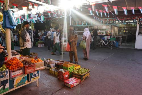 Fish & Veggies Market Deira - #unseenDXB - photo trail Gulf Photo Plus & Frying Pan Adventures