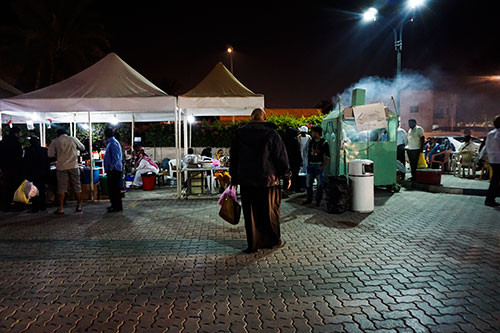 Bahraini Kababs - Abu Hail Friday Night Market - Deira - Old Dubai