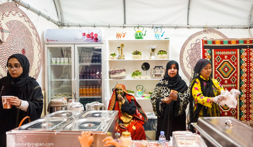 Qatari Cuisine - Sufrat Magadna - Qatar International Food Festival 2015