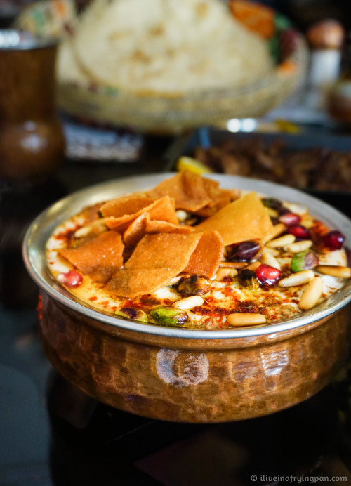Fattet Magdous - Fatah & Sanobr - Abu Hail - Syrian Restaurant in Dubai