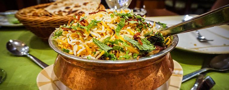 Biryani at Foodlands - Abu Hail Dubai - 760px